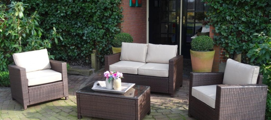 Tuinset Chilly €425