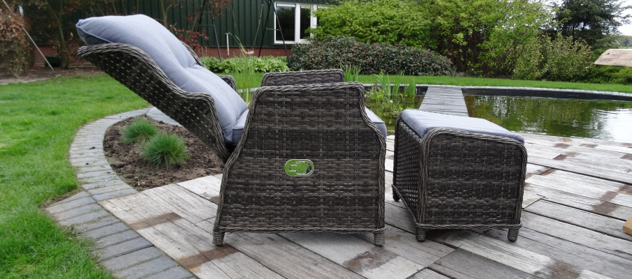 Tuinstoel Chipro Dark €225